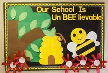Bulletin Board/School / by Debbie Blackburn