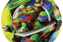 Teenage Mutant Ninja Turtles Party / by Party Pieces