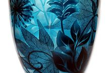 Beautiful Glass Vases / by Rochelle G