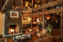 Linda's Barn Home Conversion / Design Inspiration for converting a barn to a home. / by Dale Chimel (dale's dreams)