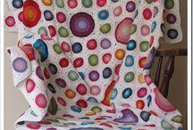 Art, Crafts and Crochet / by Natasha Bailey