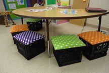 Classroom Ideas / by Jennifer Harris