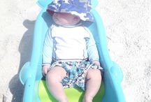 Jude at the Beach / by Beth Link