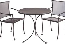 Bistro & Cafe Outdoor Furniture / by AuthenTEAK Outdoor Living