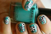 Inspiration - Nail Art / All different types of Nail Art EXCEPT Christmas, Stamping & Water Marbling, which are in separate boards - follow those too if you like! / by Jewel Aholic