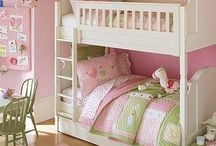 Girl's Bedroom / by Rachel Phillips