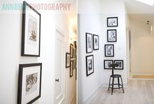 Home Decor Ideas / Photos can transform a house into a home. Here are some ideas for photo decor we love! Get your prints at www.arttoframe.com / by arttoframes.com