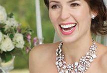 Bridal jewelry & accessories  / by Alice Nemeti