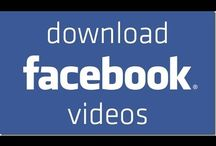 haw facebook video download / by Islam Amer