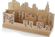 Plywood and cardboard / by Evgeny Trenikhin