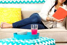 College House Decor / by Katie Hoag