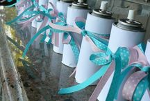 Baby Shower ideas / Gender reveal & themes for our baby <3 / by Heather