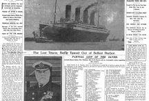 Titanic...more than just a ship / by kim payne