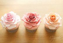 Cake/desserts  / by Moriah Humphrey