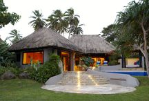 Fiji Luxury - The Villa / Rivaling the most coveted accommodations in the South Pacific, and throughout the world, The Villa at the Jean-Michel Cousteau Resort redefines indoor and outdoor living.  / by Jean-Michel Cousteau Resort, Fiji