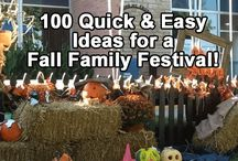 Fall Festival Ideas / by Children's Ministry Magazine