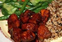 chinese food / by Amanda Carls