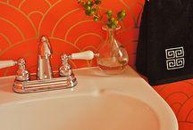 Design - Wall Treatments / by Meg B. Frank Interiors