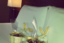 Easter / Easter Eggs in the bedrooms!! Getting in to the Easter Spirit of things.. / by O'Callaghan Hotels