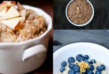 Oatmeal Fantasies / A board dedicated to this incredibly versatile breakfast. / by Angela @ Eat Spin Run Repeat