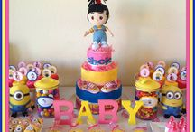 Baby shower / by Yinggy Vanggy