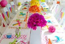 Ella's 4th birthday party  / by Joy Struckman