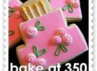 Cookie ideas / by Michelle Teves