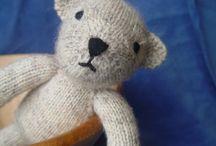 TEDDY BEAR / by mariko yoshimoto
