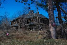 Abandoned / by Patricia Parker