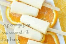 Recipes for Creamsicle Day / by Pioneer Press