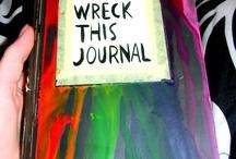 WreckThisJournal / by Hannah Sulkowski
