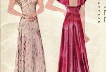 Clothes - vintage 1930 / by Brandy Steffen