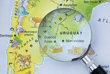 Uruguay  / by Flavia Pitschek