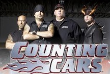 Counting Cars / by Mick Milivojac