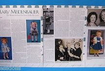 Doll Articles / by Shirley Childers