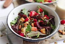 Yum! - Salads / by Chelsey Dale