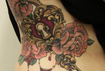 Inkaholic  / Tattoo  Ink Flesh art  / by Cary Cortes