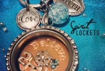 Spirit Lockets / by Live Healthy With Patty