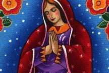 Milagros, Icons, retablos board 4 / by Barbara Worn