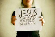 Jesus is my Savior.. / by Trisha Jones