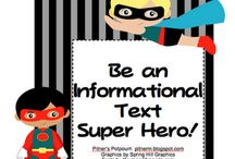 Teaching - ELA: Informational Text / by Shelee Brim