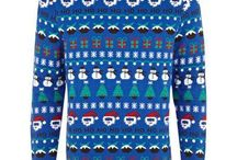 Crazy Christmas Sweaters / Crazy Christmas Sweaters, ugly Christmas sweaters curated by Melissa Hawks and team of The Well Appointed House www.wellappointedhouse.com / by The Well Appointed House by Melissa Hawks