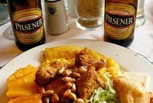 ECUADORIAN FOOD / by Paquita Cardenas