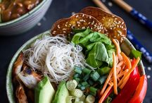good eatin'- asian / by Erin Bigler- The Almost Homestead
