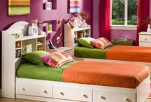 Bed Boxes / by SimplyKidsFurniture