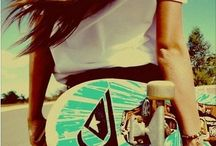 Skateboarding / by Juleanna *
