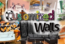 Customized Walls Blog / by Customized Walls - Custom Printed Wallpaper and Murals