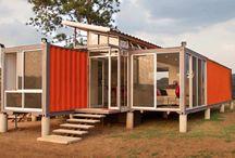 Architecture / by Bonnie Emett