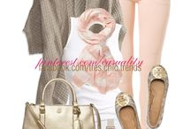Outfits / by Laura Luna