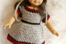 doll clothes / by Judy Rosmus